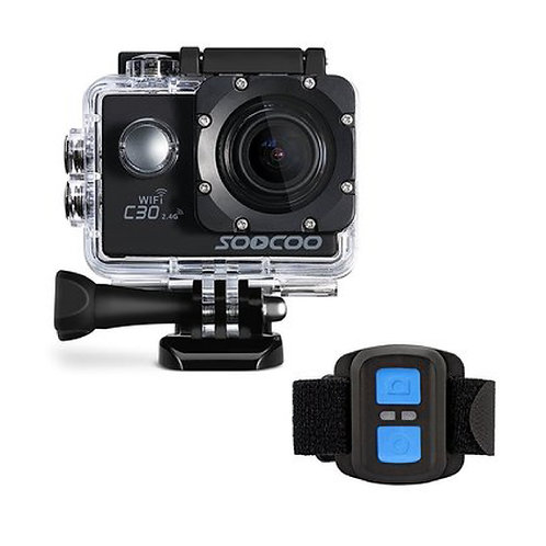 C30R 4K Action Camera - SOOCOO