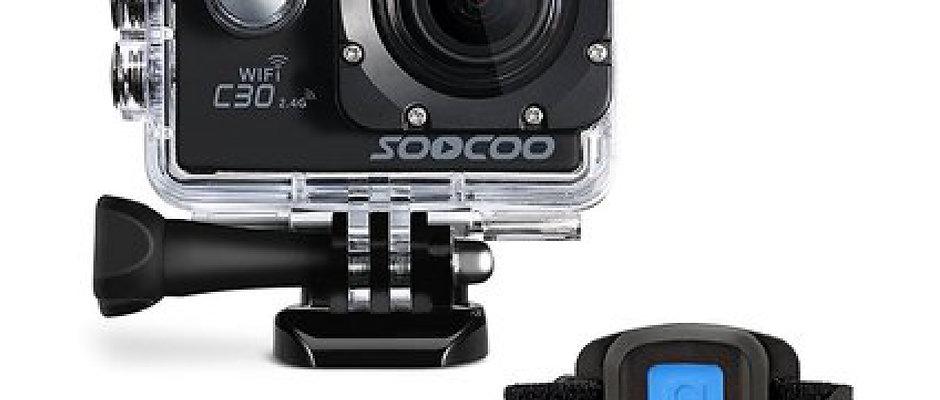 C30R 4K Action Camera - SOOCOO