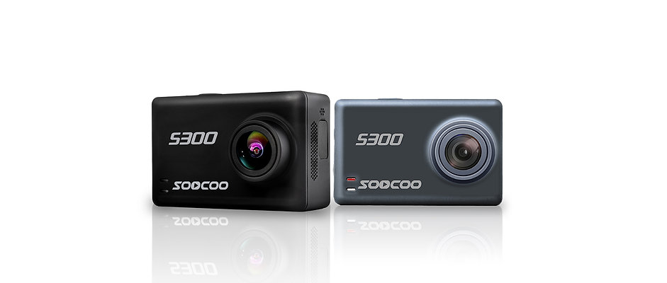 S300 4K@30FPS Action Camera - SOOCOO