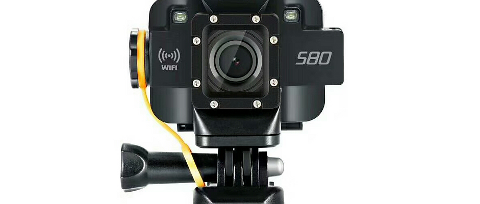 S80 1080 Full HD Action Camera - SOOCOO