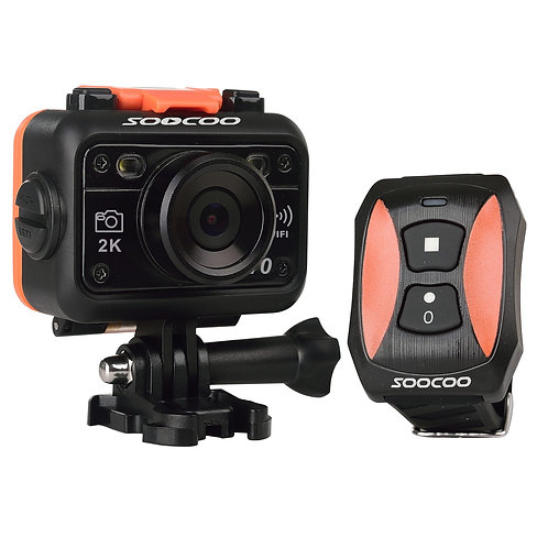 S70 2K Action Camera - SOOCOO