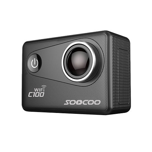 C100 4K Action Camera - SOOCOO