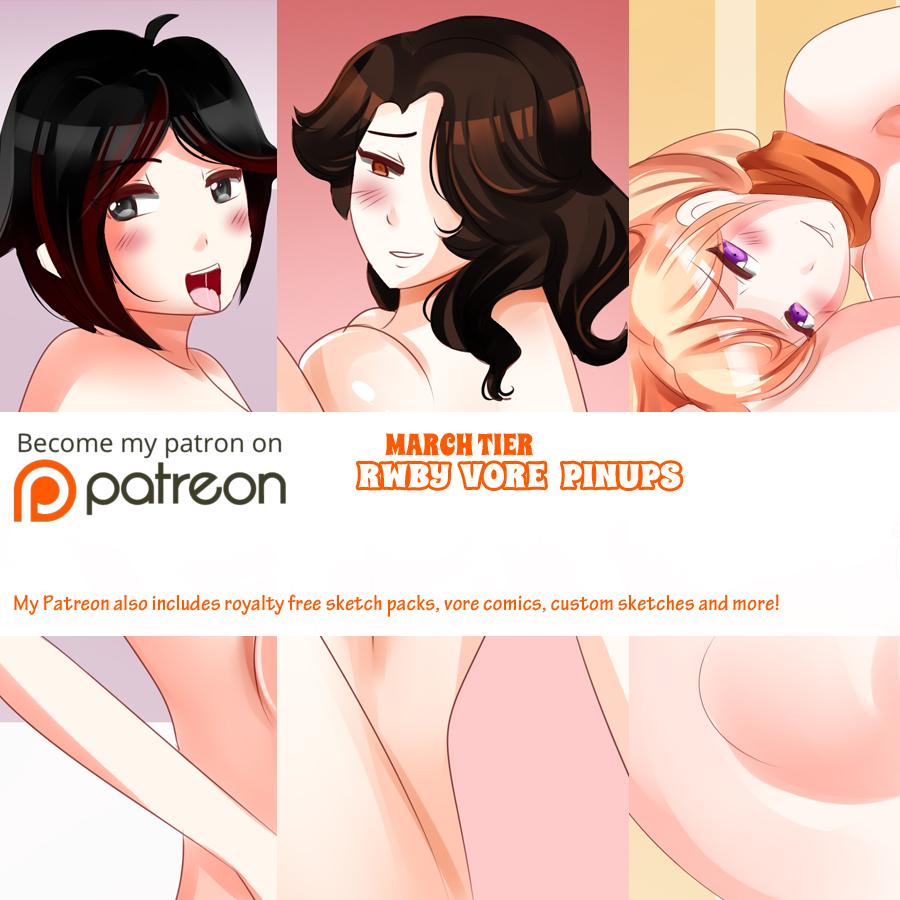 RWBY Unbirth Pinups - 3 illustration