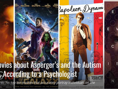 Top 10 Movies about Asperger's and the Autism Spectrum, According to a Psychologist