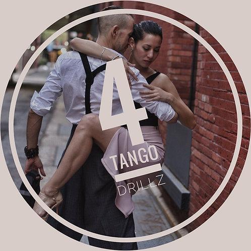 4 Weeks of Tango DrillZ™