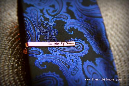 "Tie Clip ""The Art Of Tango"""