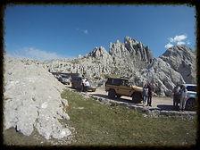 4x4 Offroad Tour in Kroatien