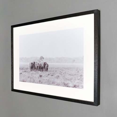 Framed Print- Family