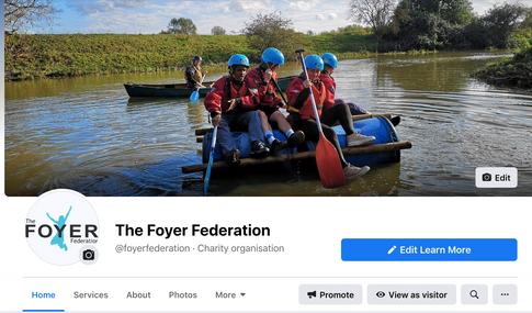 Foyer Federation Facebook