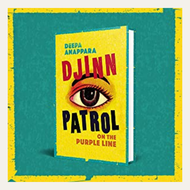 Review: Djinn Patrol on the Purple Line