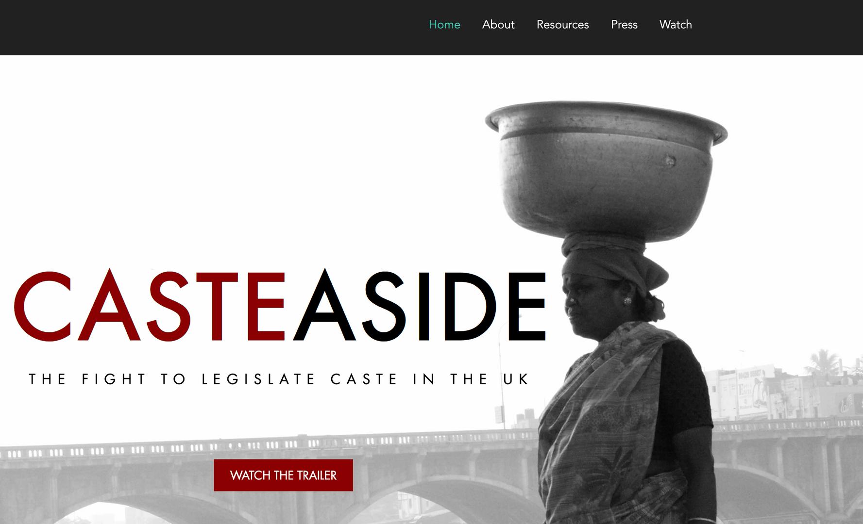 Caste Aside Documentary