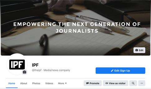 The IPF Facebook