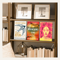 Books to transport you across the globe during lockdown