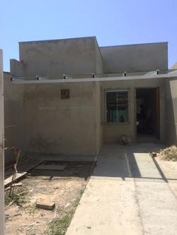Reforma e ampliação casa pequena