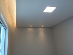 Projeto luminotécnico- Dry Wall