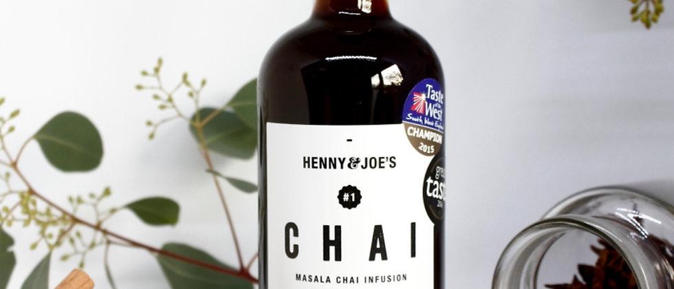 Henny & Joes Masala Chai