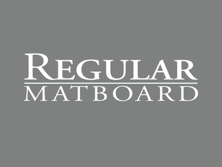 Regular Matboard