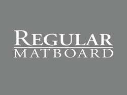 Regular Matboard