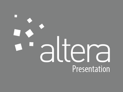 Altera Presentation