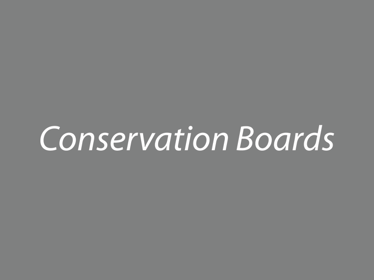 Conservation Boards