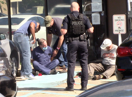 Pro-Lifers Arrested for Saving Babies Inside Abortion Clinic, But Two Moms Chose Life Beforehand
