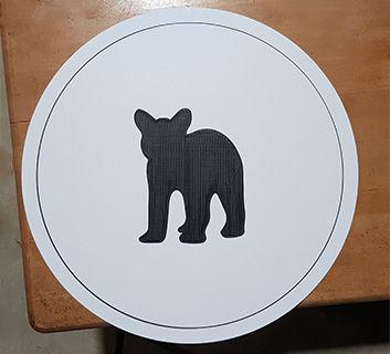 CNC Cubs Sign