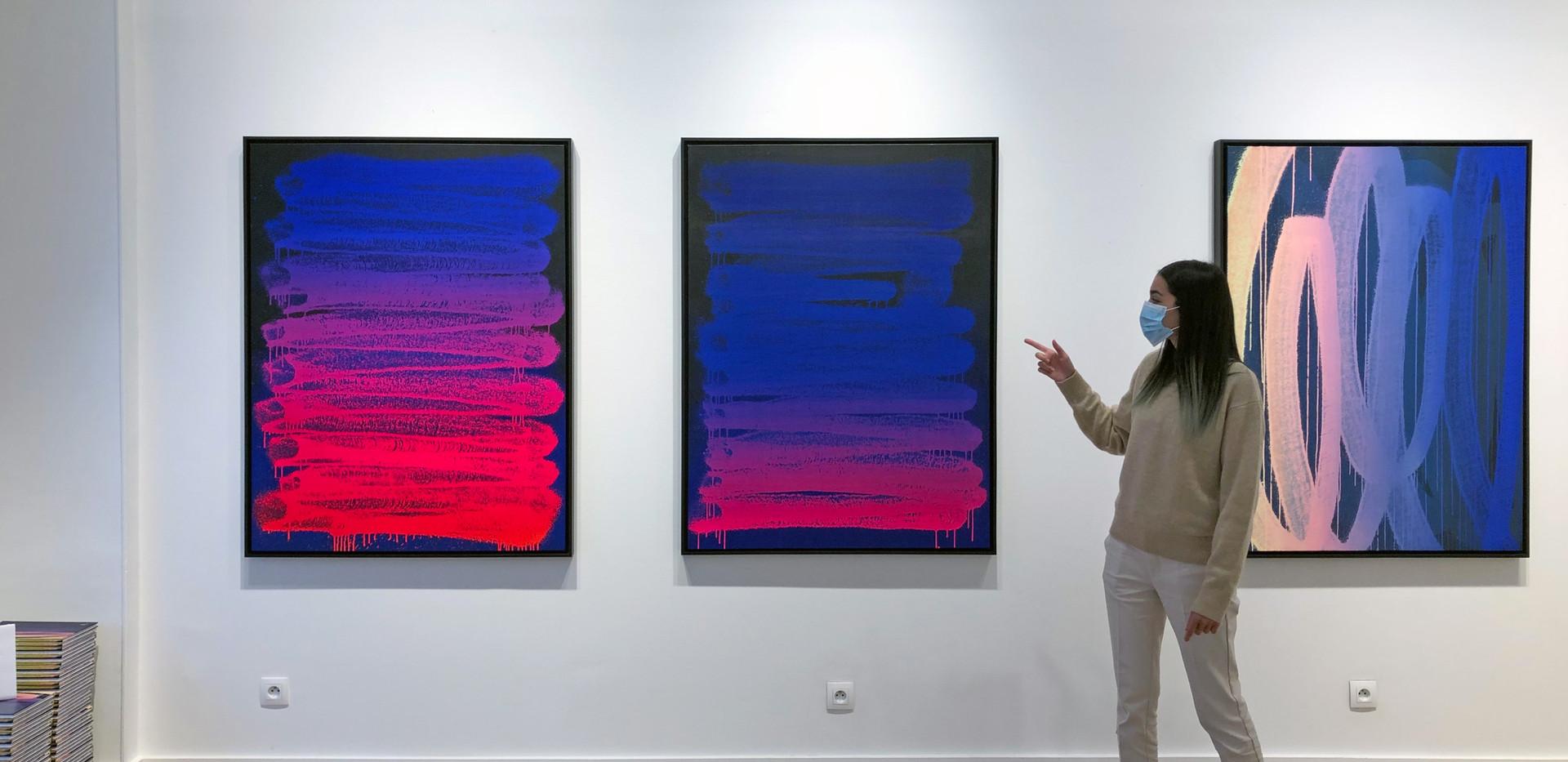 Franck Noto, Room 1, 3