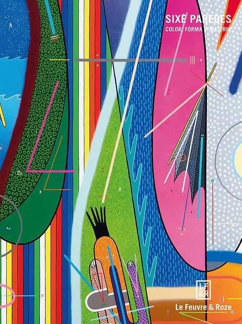 Sixe Paredes : Color, Forma y Materia