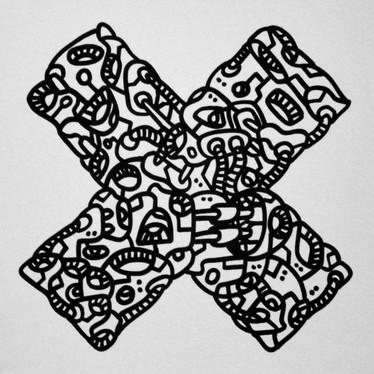 Le module de Zeer, Startgameover White X