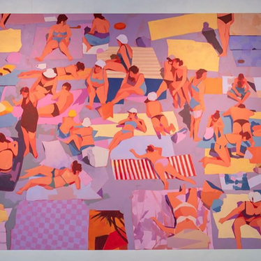 Matth Velvet_Parcelles_310 x 450 cm_2020