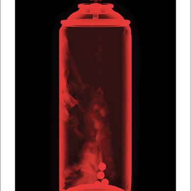Shok-1, 'Can (Neon Red)'.jpg