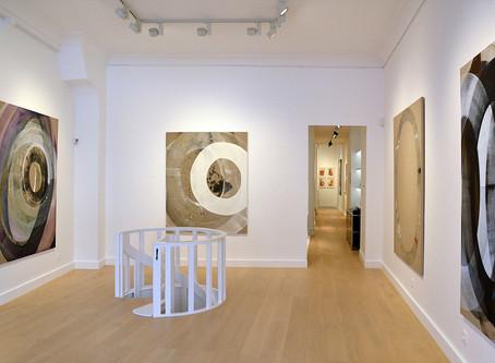 "Adrian Falkner : ""Cold Fever"", installation views"
