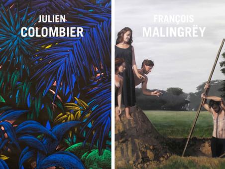 """Julien Colombier & François Malingrëy : """"Les nouveaux"""""""