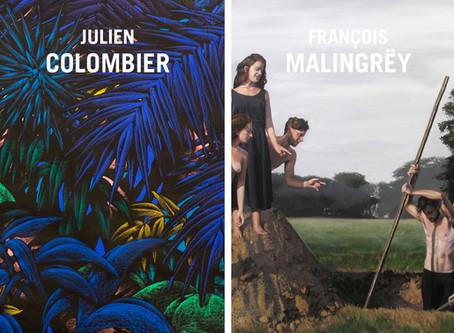 """Julien Colombier & François Malingrëy : """"Les nouveaux"""" (""""The Newcomers"""")"""