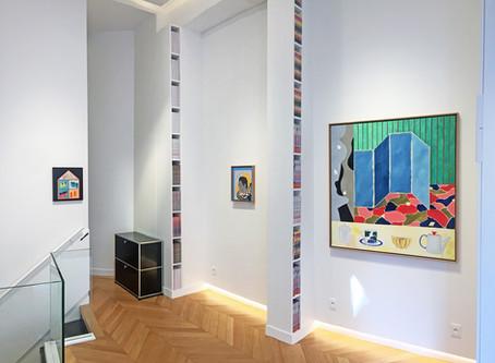 Garance Matton 'Parade' : installation views