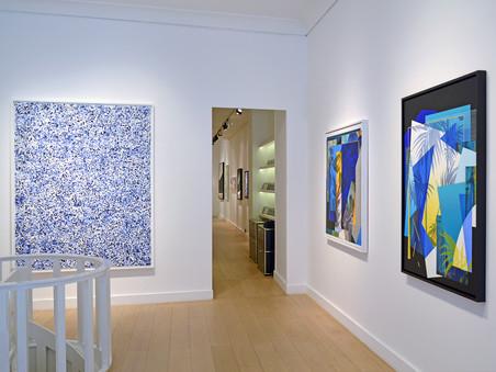 "Tanc | Polar ""Summer Memories"", exhibition views"