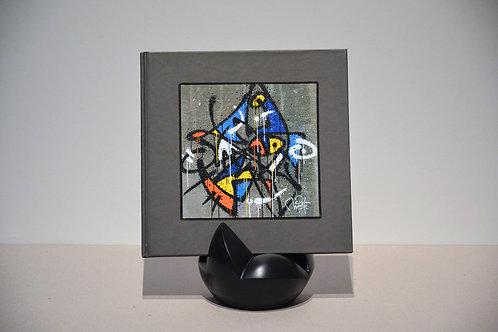 Mist : Hypoténus, catalog + unique work + resin hand