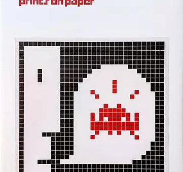 INVADER : Prints on paper - Catalogue raisonné 2001 - 2021