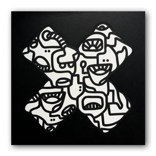 Mehdi Cibille Sans titre (X) 2017