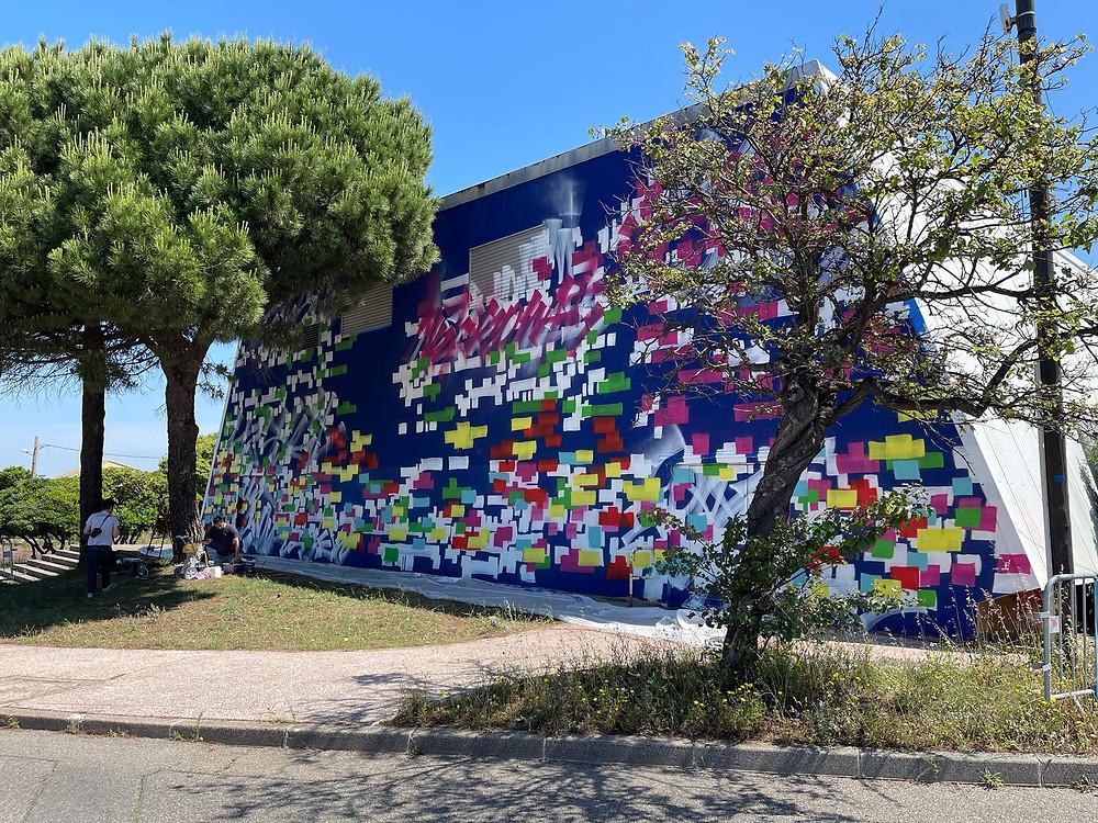 Lek & Sowat, Port de Bouc, Festival Les Nouveaux Ateliers
