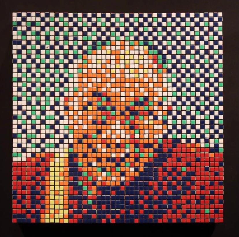 Rubik Daila-Lama, Invader