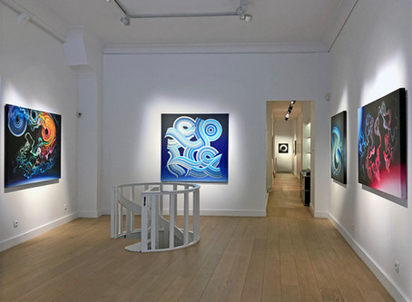 Stohead: installation views