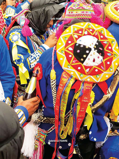 Sixe Paredes : Danza Ritual