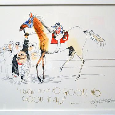Ralph Steadman, Kentucky Derby