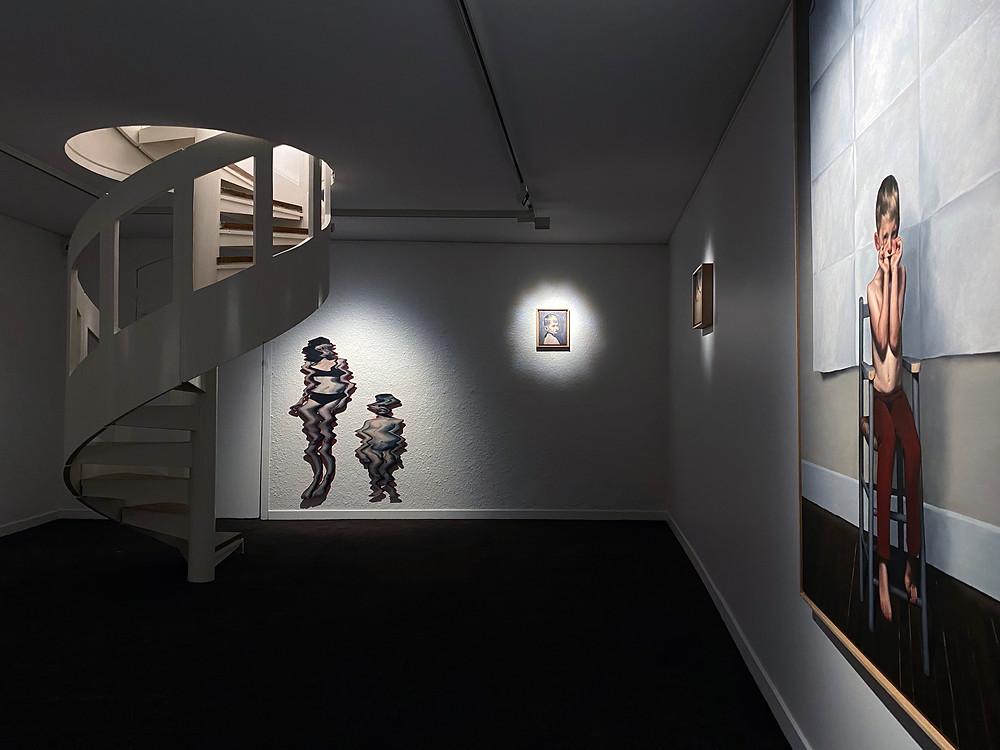 La chambre rouge, François Malingrëy
