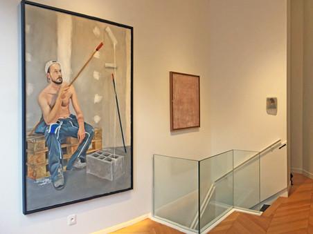 """Jean-Charles Bureau : """"L'oubli s'annonce"""" les photos de l'exposition"""