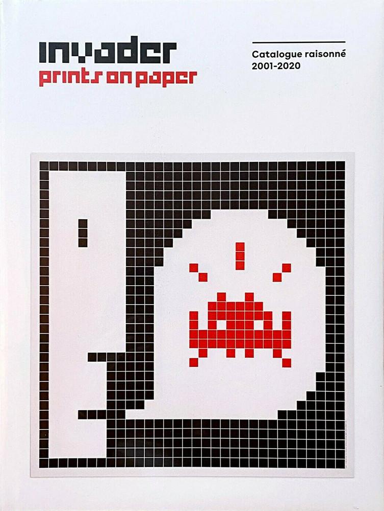 Invader Prints on paper - Catalogue raisonné 2001 - 2020
