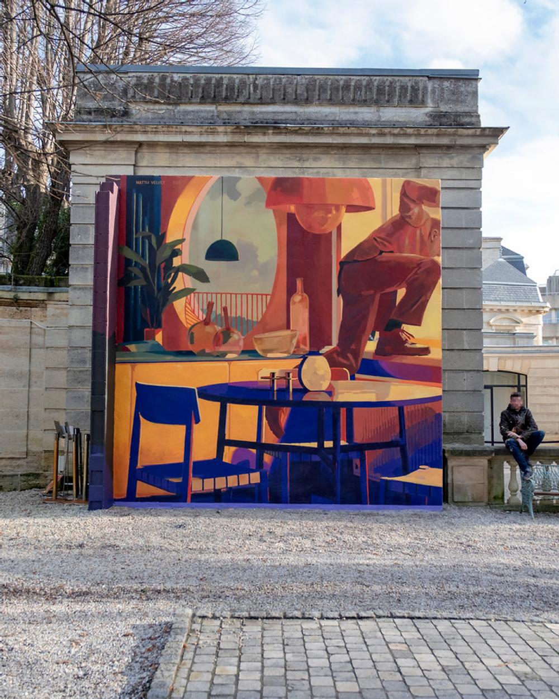 Matth Velvet, Bordeaux
