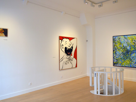"""August 25 - September 26 : """"Selected works by..."""""""