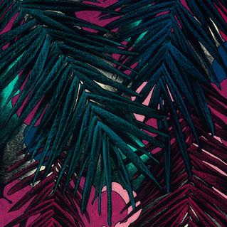DEC_01, 2020 acrylique et pastel gras sur papier marouflé sur toile 120 x 80 cm